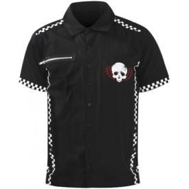 Chemise DEAD THREADS - Death Game