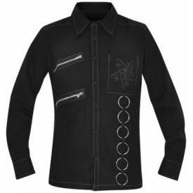 Chemise DEAD THREADS - Pentagram