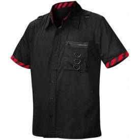 Chemise DEAD THREADS - Red Tap
