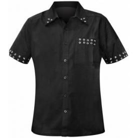 Chemise DEAD THREADS - Eyelets Of Steel