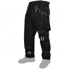 Pantalon Mixte DEAD THREADS - Pentagram
