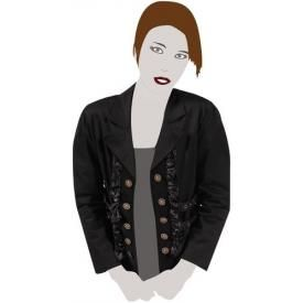 Veste Nana DEAD THREADS - Steampunk