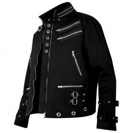 Veste Homme DEAD THREADS - Biker