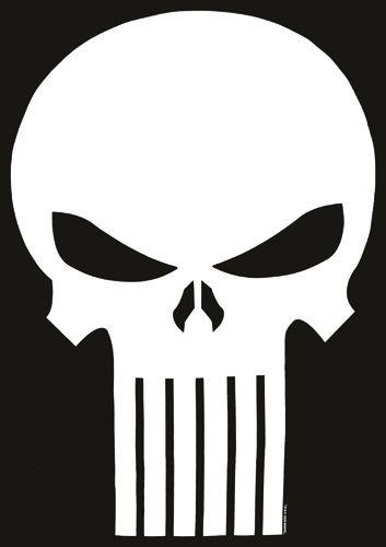 Back > Gallery For > Punisher Skull Clipart