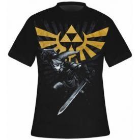 T-Shirt Homme NINTENDO - Zelda Link