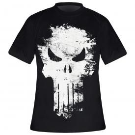 T-Shirt Mec THE PUNISHER - Vintage