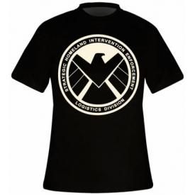 T-Shirt Mec SHIELD - Emblem