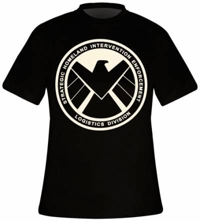 Image de T-Shirt Mec SHIELD - Emblem