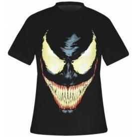 T-Shirt Mec SPIDER-MAN - Venom Smile