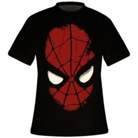 T-Shirt Mec SPIDER-MAN - Big Face
