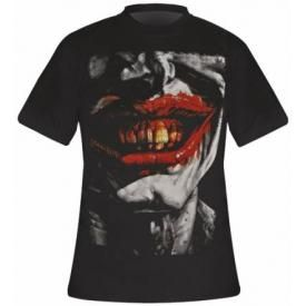 T-Shirt Mec BATMAN - Joker Smile