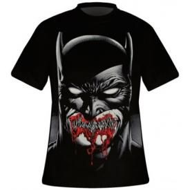 T-Shirt Mec BATMAN - Stitched Smile