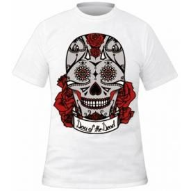 T-Shirt Mec DIVERS - Day Of The Dead