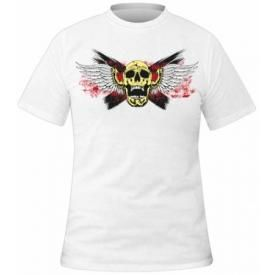 T-Shirt Mec DIVERS - Wings Of Death