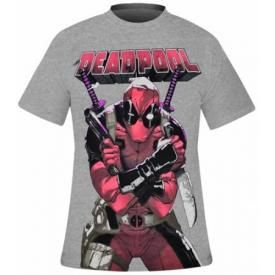 T-Shirt Mec DEADPOOL - Big Print