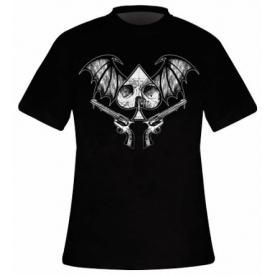 T-Shirt Mec DIVERS - Ace Of Spades