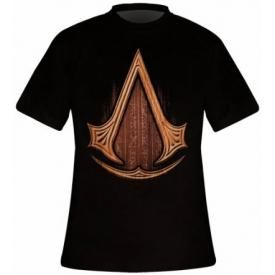 T-Shirt Homme ASSASSIN'S CREED - Wood Logo