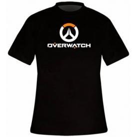 T-Shirt Homme OVERWATCH - Logo