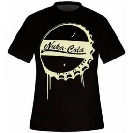 T-Shirt Homme FALLOUT 4 - Nuka Cola