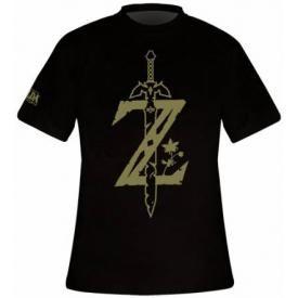 T-Shirt Homme NINTENDO - Zelda Big Z