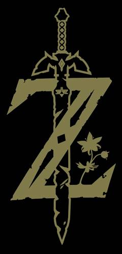 T Shirt Homme Nintendo Zelda Big Z Rock A Gogo