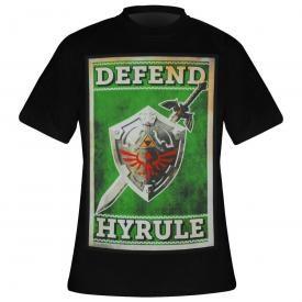 T-Shirt Homme ZELDA - Propaganda