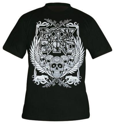Shirts rock bands