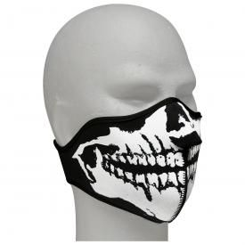 Masque 7X - White Skull
