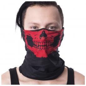 Masque POIZEN INDUSTRIES - Red Skull