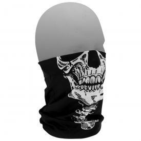 Masque TOUR DE COU - White Skull