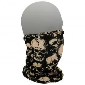 Masque TOUR DE COU - Multi Skulls