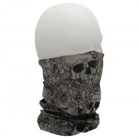 Masque TOUR DE COU - Skulls & Roses