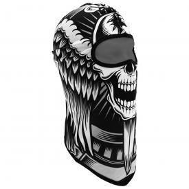 Cagoule Moto TÊTE DE MORT - Rebel Wings