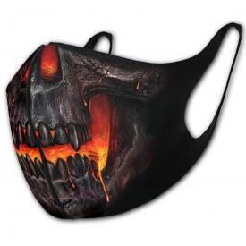 Masque SPIRAL - Skull Lava