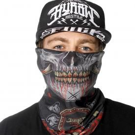 Masque Tour de Cou HYRAW - Skull & Samourai