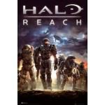 Poster HALO REACH - Cover