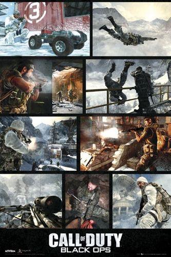 Image de Poster CALL OF DUTY BLACK OPS - Screenshoots