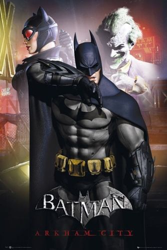 Image de Poster BATMAN - Arkham City