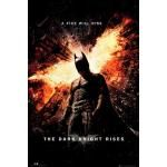 Poster THE DARK KNIGHT RISES - One Sheet