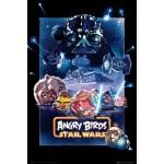 Poster ANGRY BIRDS - Star Wars