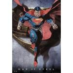 Poster SUPERMAN - Man Of Steel