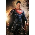 Poster SUPERMAN - Man Of Steel Explosion
