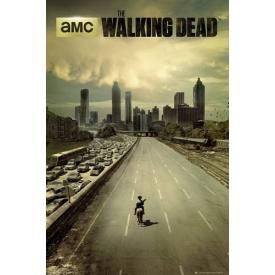 Poster THE WALKING DEAD - Atlanta