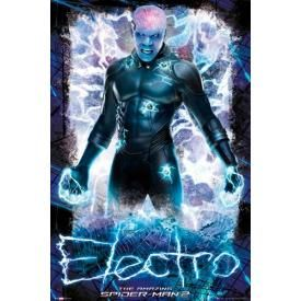 Poster SPIDER-MAN - Electro