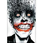 Poster BATMAN - Crazy Joker Comic