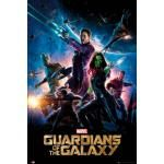 Poster GUARDIANS OF THE GALAXIE - Payoff Cover