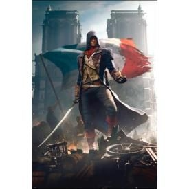 Poster ASSASSIN'S CREED - Unity Arno