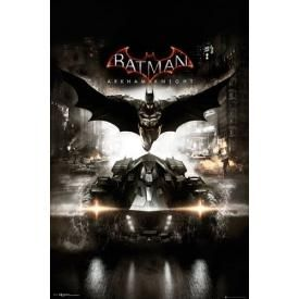 Poster BATMAN - Arkham Knight Cover