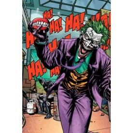 Poster BATMAN - The Joker Evil