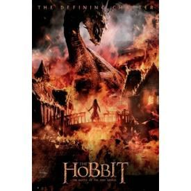 Poster THE HOBBIT - Dragon